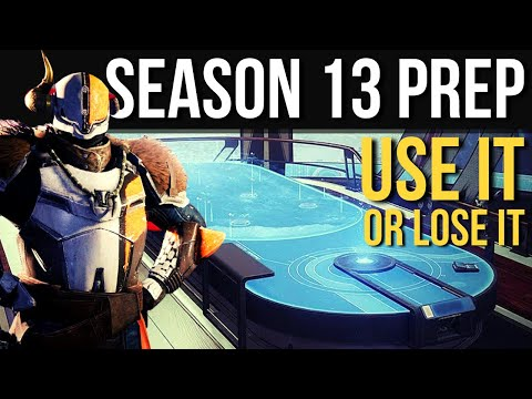 Destiny 2 Season of the Chosen (S13) Prep Guide. Everything You Need to Do Before it Starts!