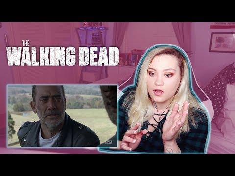"""The Walking Dead Season 8 Episode 16 """"Wrath"""" REACTION! (Season Finale)"""