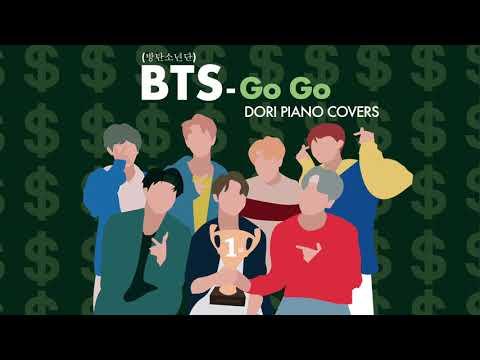 [Piano/Instrumental] BTS - Go Go (고민보다 Go) & Save Me