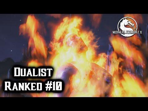 Mortal kombat XL dualist liu kang online ranked matches #10