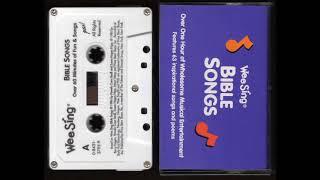 WeeSing - Bible Songs - 1986 - Cassette Tape Rip Full Album