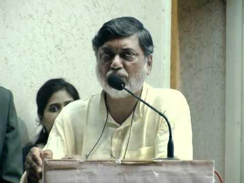 Socio biological basis of corruption  Public lecture by Dr  Anil Rajvanshi 8