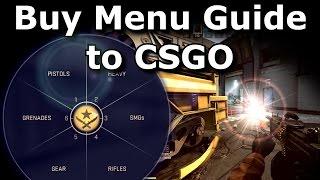 CS:GO Buy Menu Guide