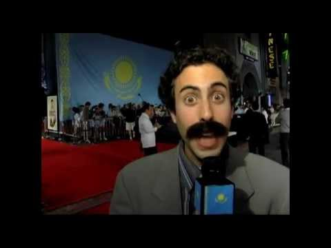 Download Borat gets into a fight with Horat