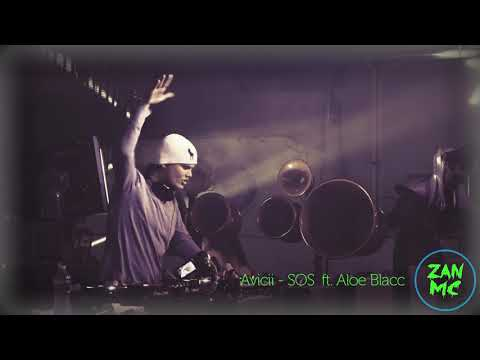 Avicii - SOS Ft. Aloe Blacc | 1 Hour Version