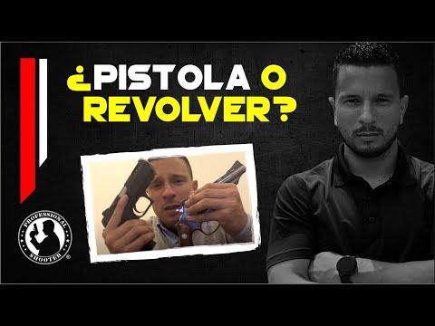 Revolver o pistola ?