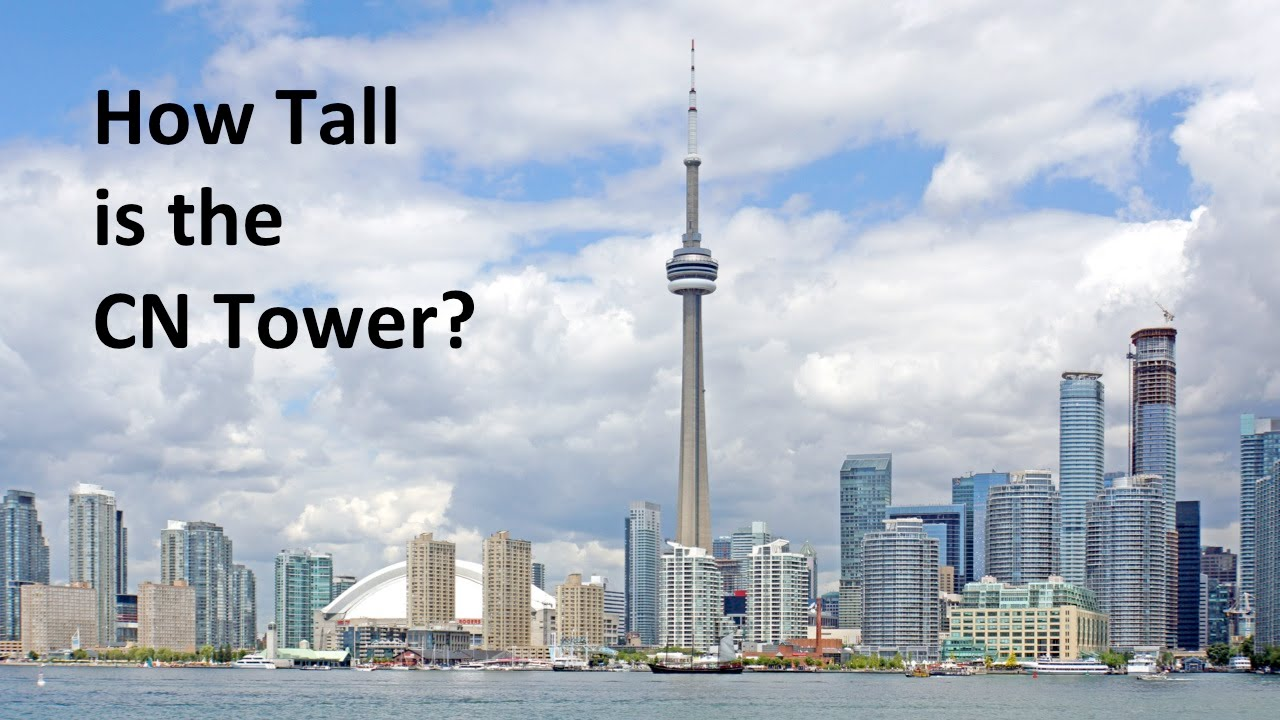 cn tower information facts