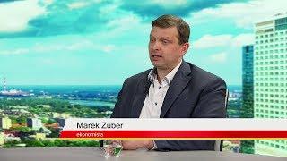 """Marek Zuber: Jeśli będzie dekoniunktura, braknie pieniędzy na """"piątkę Kaczyńskiego"""""""