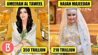 Jadi Wanita Tersohor Di Muka Bumi! Inilah 10 Muslimah Terkaya Di Dunia