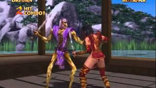 Mace: The Dark Age Arcade - Sir Dregan gameplay teaser