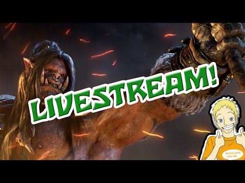 World Of Warcraft -- Monday Casual Stream // 15 Likes?!