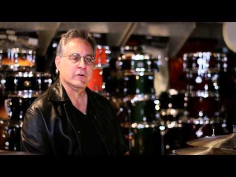 Max & Jay Weinberg At: Guitar Center
