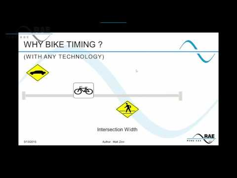 Bicycle Detection & Vehicle Differentiation Using Prefabricated Loops