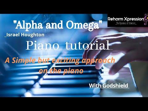 Alpha And Omega By Israel \u0026 New Breed (Piano Chord Breakdown)