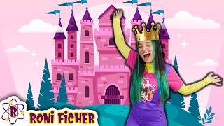 MALU FICHER BRINCA DE PRINCESA!!! MARATONA CAIXAS DE PAPELÃO!!!