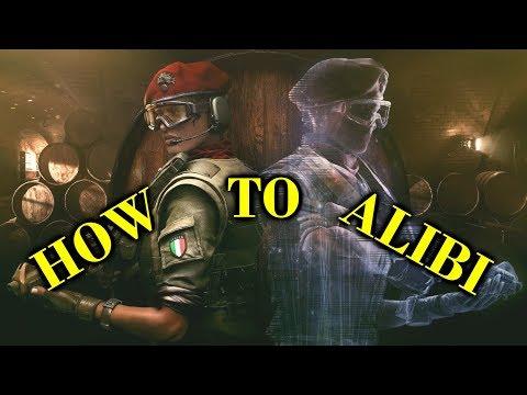 [R6] - How To Alibi!