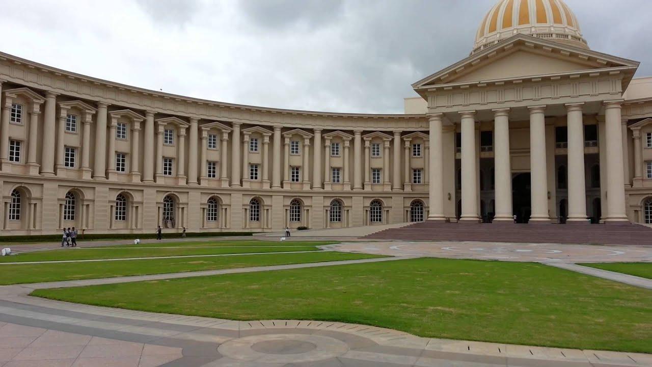 Induction Center Building Infosys Campus Mysore