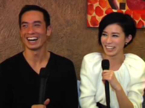 Charmaine & Moses interview @ Singapore