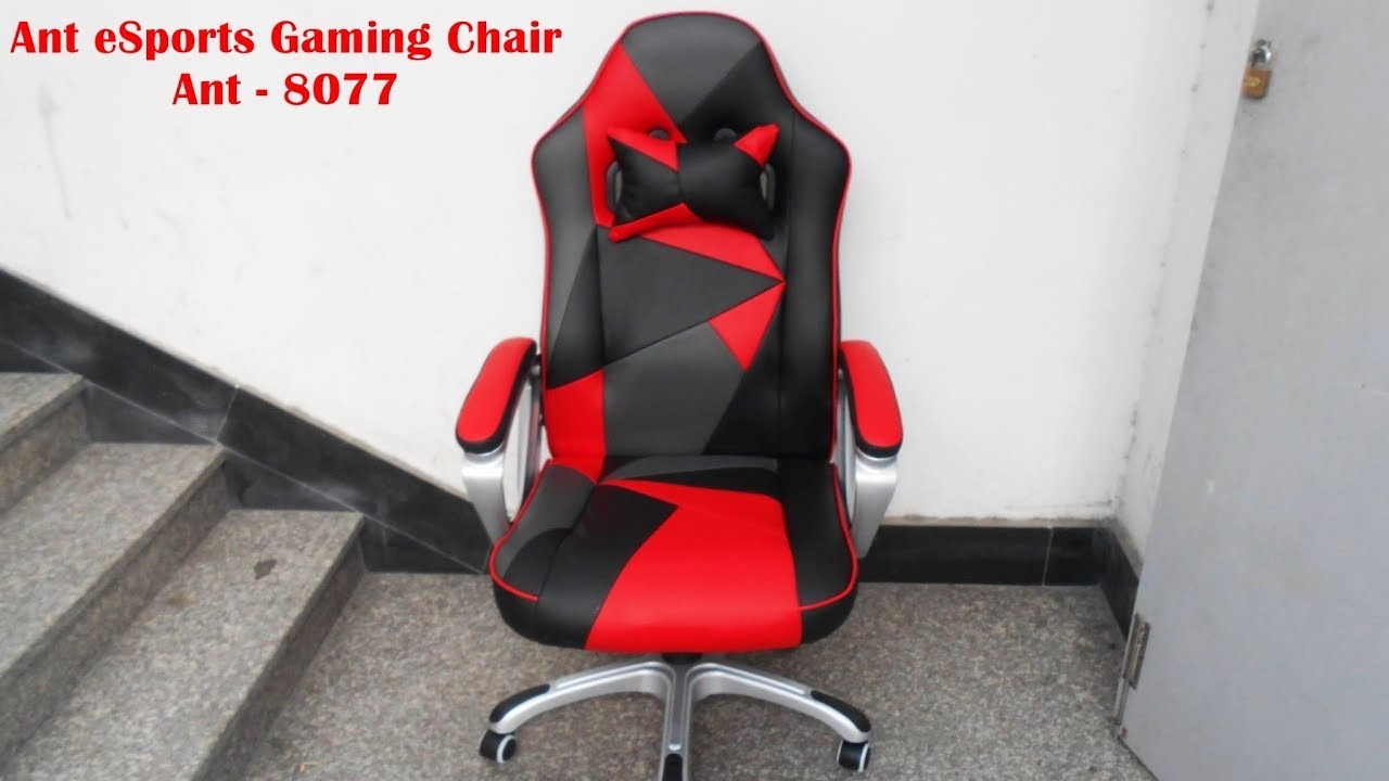 Ant Esports Gaming Chair Ant 8077 Best Gaming Chair In India