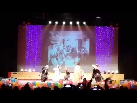 yangtze university china cultural dance of pakistani students
