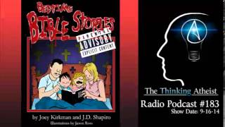 TTA Podcast 183: Bedtime Bible Stories (that will terrify your kids!)