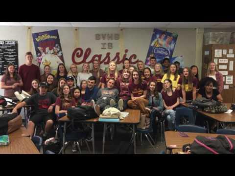 Simi Valley High School LOVES Ellen