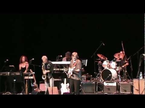 """Zoellner gig 2010 -  Pete Fluck original """"Sax on a Pogo Stick"""""""