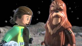 tie advance vs wookie gunship lego star wars rebels 2015 mini movie ep 02
