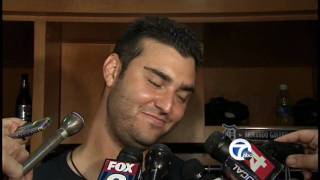Yes...it IS a perfect game.  Way to go Armando Galarraga