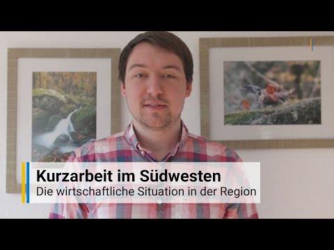 Kurzarbeit Im Südwesten - Die Wirtschaftliche Lage In Der Region