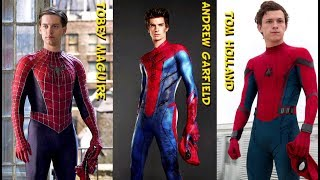 ¿Con cuál Peter Parker te quedas?