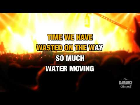 Wasted On The Way In The Style Of Crosby, Stills & Nash | Karaoke With Lyrics