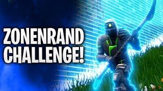 ZONENRAND CHALLENGE! ⭕️ | Fortnite: Battle Royale