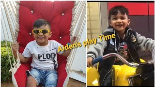 Aiden's Play Time