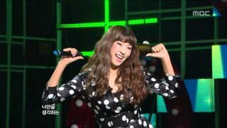 Sistar - Shady Girl, 씨스타 - 가식걸, Music Core 20100918