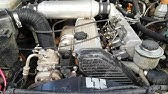 Toyota 1HDT Boost Compensator Spring Adjustment - YouTube