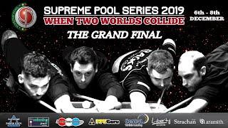 Gareth Hibbott vs Tom Cousins - The Final - The Supreme Pool Series Grand Final - T16