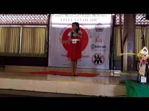 Indonesia jaya (kiera) Lomba Menyanyi Lagu Bertema