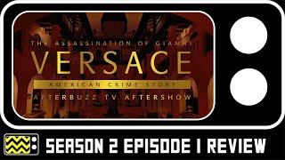 American Crime Story: Versace Season 2 Episode 1 Review & Reaction   AfterBuzz TV