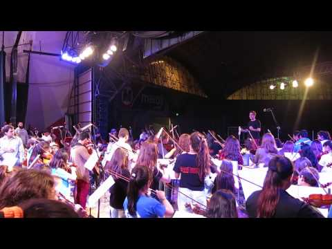 Argentina Youth Orchestra - Matthew Golombisky (conductor)
