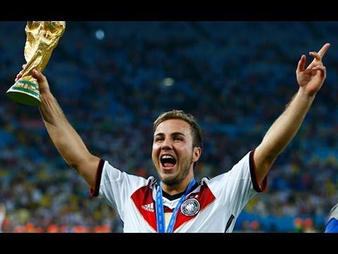 Mario Gotze: Germany's World Cup hero in 60 seconds