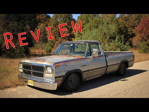 1992 Dodge Ram 150 Review