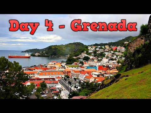 Caribbean Cruise (Day 4 - Grenada)