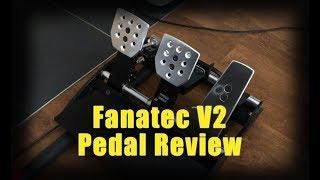 Fanatec pedal