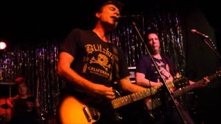 "Glen Matlock - ""Pretty Vacant"" Live @ The Blank Club, San Jose, CA, 3/14/12"