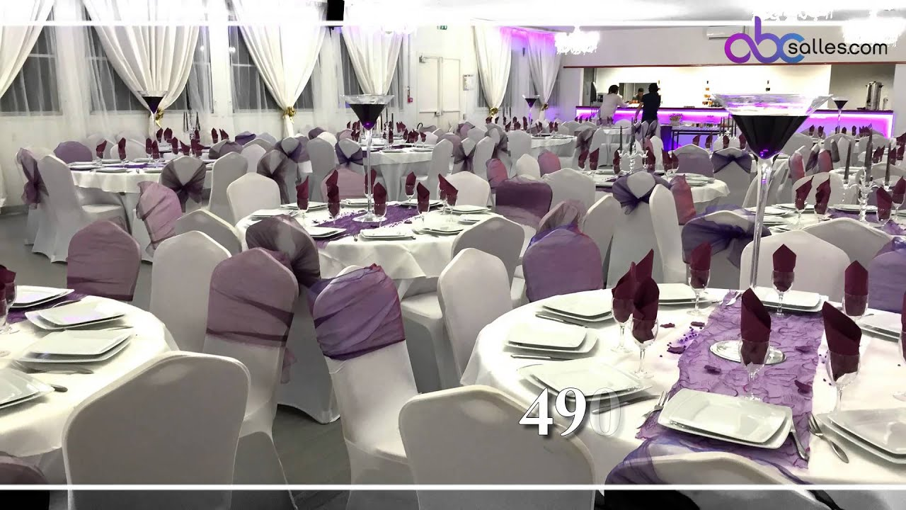 les salons beauchamp 95250 beauchamp location de salle val doise 95 youtube - Salle De Mariage Herblay