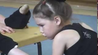 Тренировка - 2014 год Художественная гимнастика в Самаре
