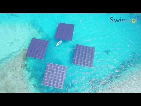 Floating Solar: #SolarSea platforms in the Maldives