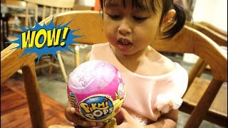 Buka PIKMI POPS Surprise! apa isinya ya... ??? 💖 Mainan Anak Lucu Imut So Cute