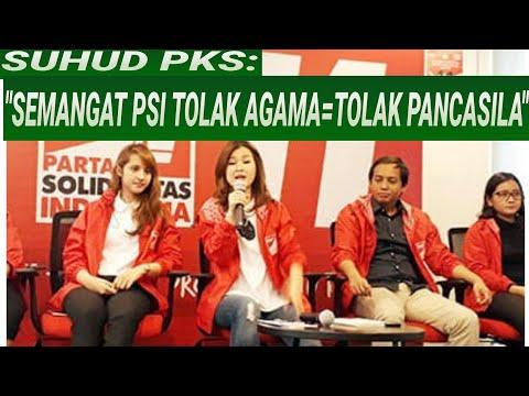 PKS TANGGAPI PSI YANG TOLAK PERDA AGAMA;PSI TOLAK PERDA AGAMA;PILPRES 2019;PILEG 2019